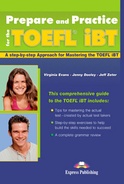 PREP. & PRACTICE FOR TOEFL IBT Livro do Aluno + soluções