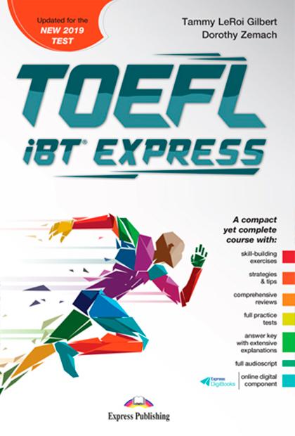 TOEFL iBT EXPRESS Livro do Aluno + Digibooks