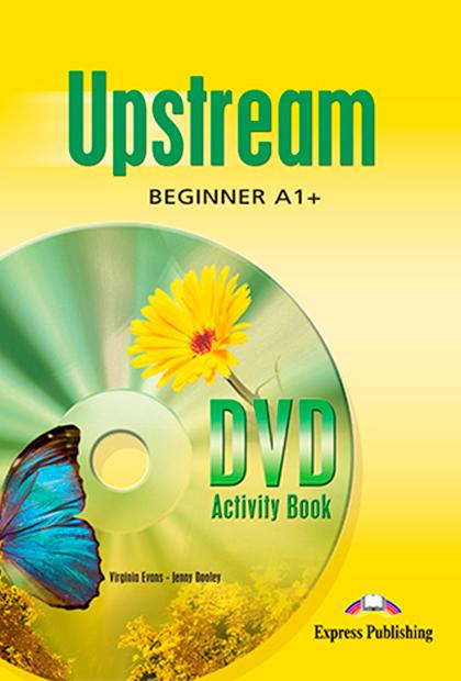 UPSTREAM A1+ Livro de Atividades do DVD