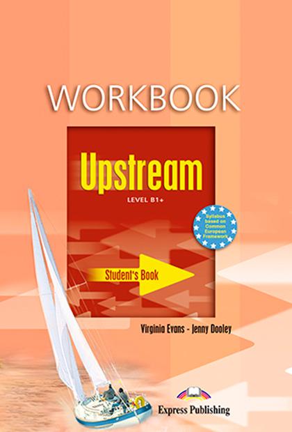 UPSTREAM B1+ Livro de Exercícios