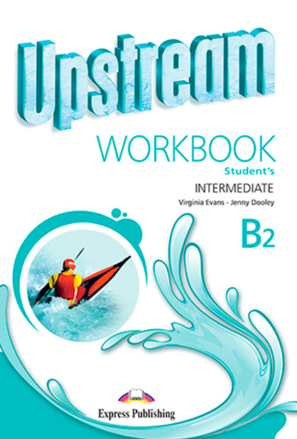UPSTREAM B2 Livro de exercícios