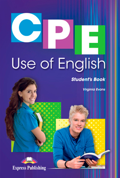 CPE USE OF ENGLISH 1 Livro do aluno