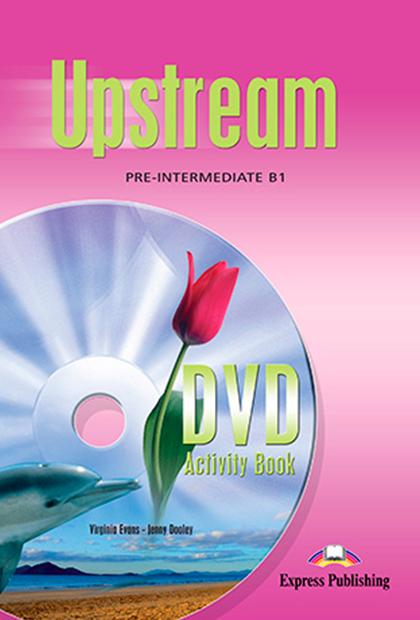 UPSTREAM B1 Livro de Atividades do DVD