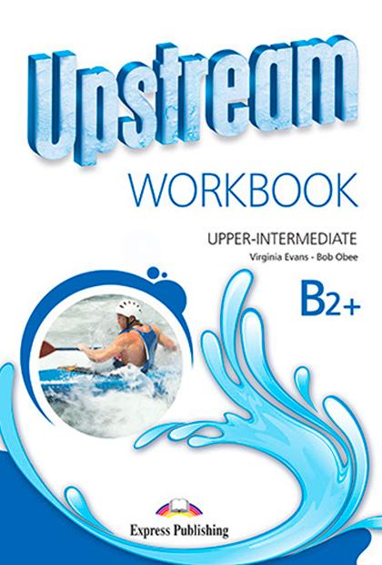 UPSTREAM B2+ Livro de exercícios