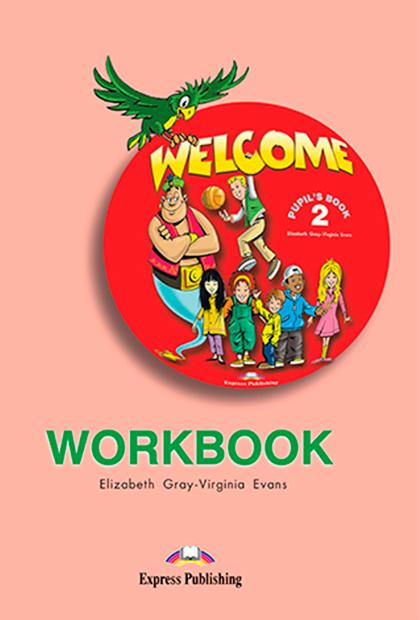 WELCOME 2 Livro de exercícios