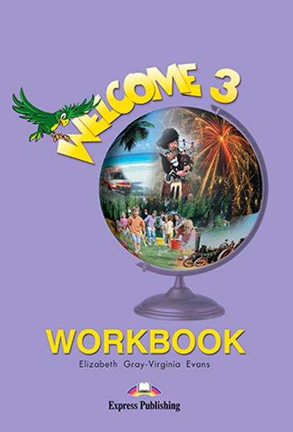 WELCOME 3 Livro de exercícios