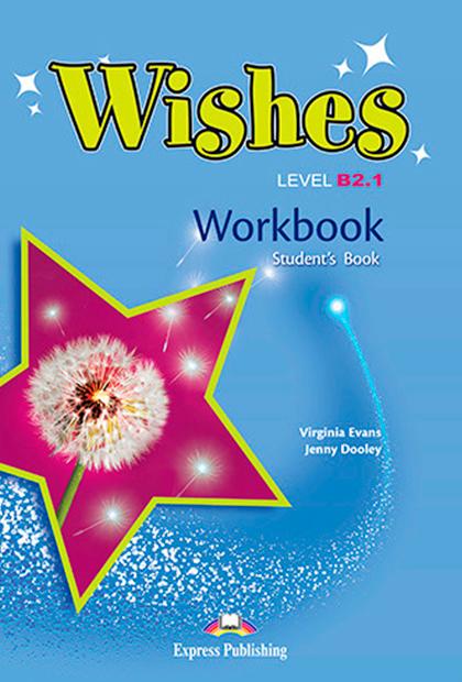 WISHES B2.1 Livro de Exercícios