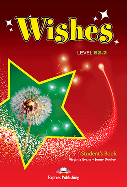 WISHES B2.2 Livro do aluno + ebook