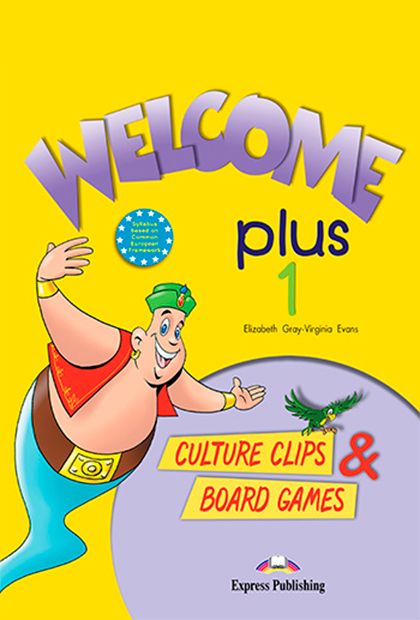 WELCOME PLUS 1 Culture Clips