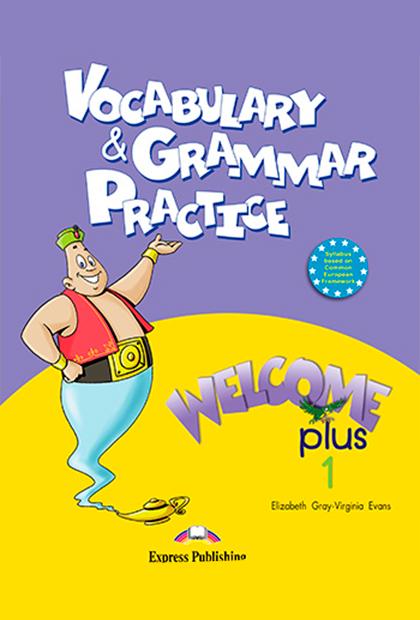 WELCOME PLUS 1 Gramática e Vocabulário