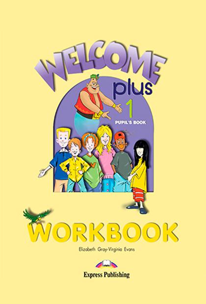 WELCOME PLUS 1 Livro de exercícios