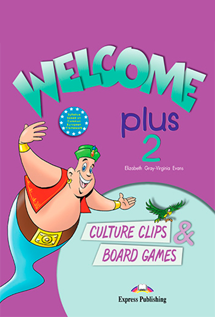 WELCOME PLUS 2 Culture clips