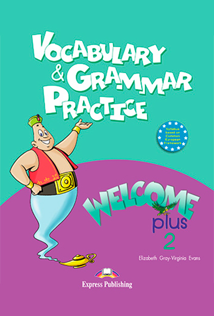 WELCOME PLUS 2 Gramática e vocabulário