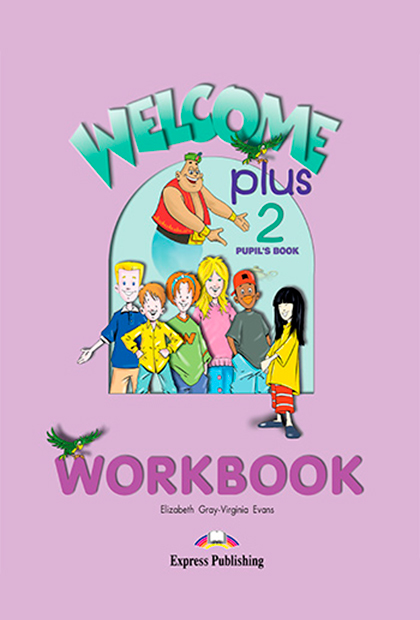 WELCOME PLUS 2 Livro de exercícios