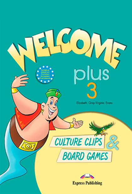 WELCOME PLUS 3 Culture Clips