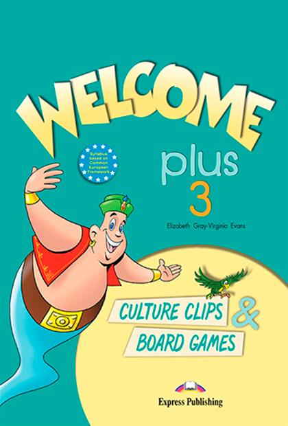 WELCOME PLUS 3 Gramática e vocabulário