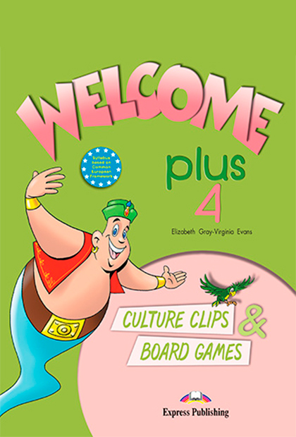 WELCOME PLUS 4 Culture clips