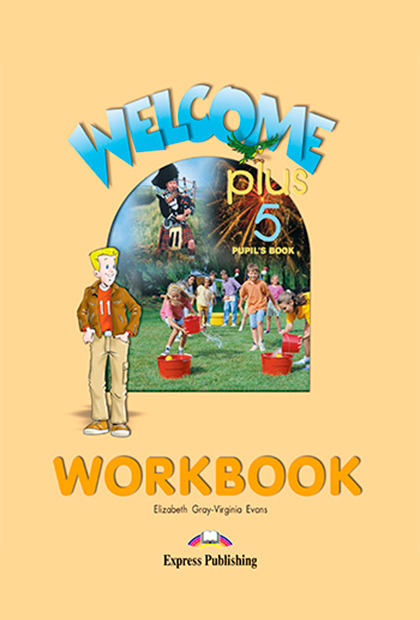WELCOME PLUS 5 Livro de exercícios