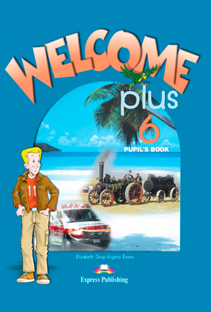 WELCOME PLUS 6 Livro do aluno + Multi-ROM