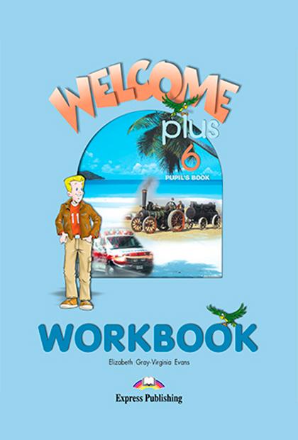 WELCOME PLUS 6 Livro de exercícios