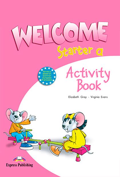 WELCOME STARTER A Livro de atividades