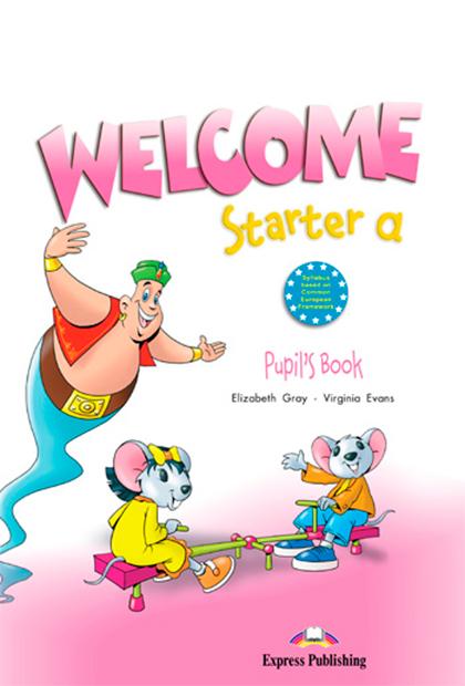 WELCOME STARTER A Livro do aluno