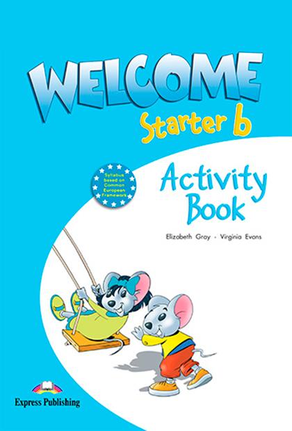 WELCOME STARTER B Livro de atividades
