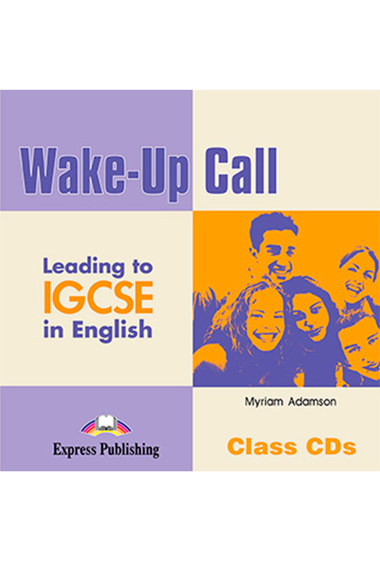 WAKE-UP CALL IGCSE CD áudio (2)